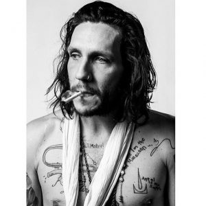 Brandon Novak Recovery Photo