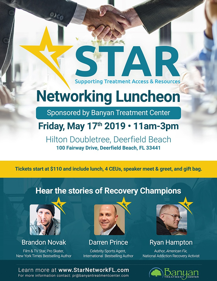 STAR Networking Event FL May 2019